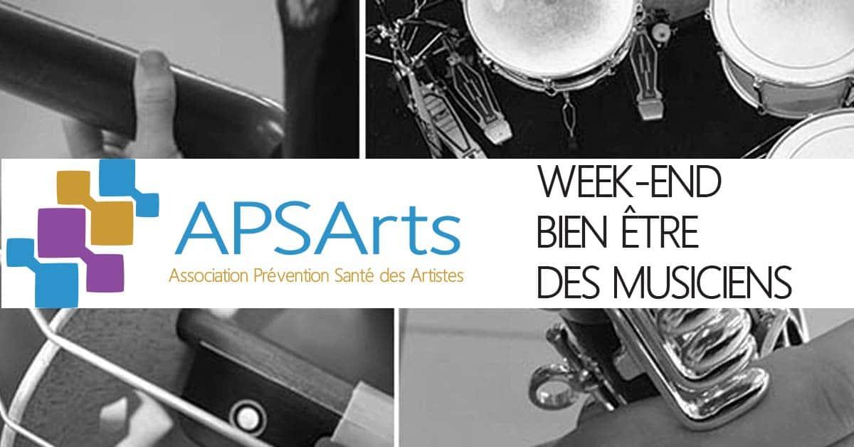 Week End Bien Etre des Musiciens APSArts